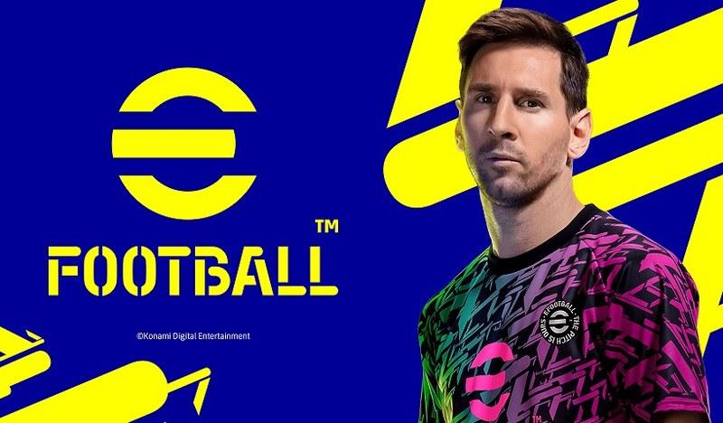 KONAMI מכריזה את כל הפרטים המלאים לקראת השחרור של eFootball™ 2022
